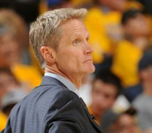 Warriors' Steve Kerr admits to using marijuana for back pain