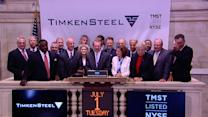 TimkenSteel CEO Talks Operating Post-Spinoff on First Trading Day