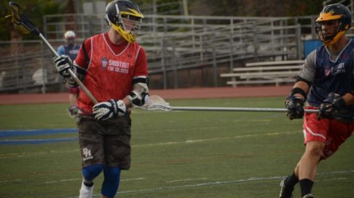 How a group of high schoolers used lacrosse to raise over $1 million for veterans
