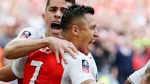 Arsenal beats Manchester City 2-1 in extra time to reach FA Cup final