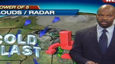 Storms Bring Hail To Parts Of Tri-State