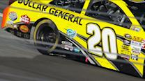 More frustration for Kenseth and Ratcliff