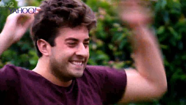 TOWIE's Arg gets it on with Lydia Bright!