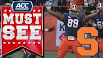 Syracuse's Josh Parris Scores Game-Winning TD With 6 Seconds | ACC Must See Moment