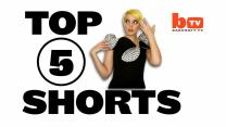 Top5Shorts: One-Armed Weightlifter, Fawn Slippy, And The Man With Over 7,000 Baseballs