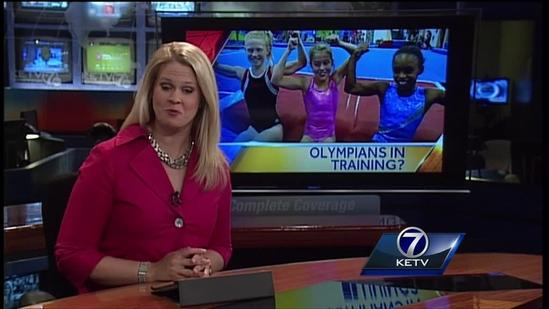 Local gymnasts qualify to test at world-famous training facility