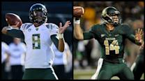 NCAA's Best Offense: Oregon or Baylor?