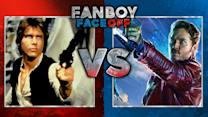 Han Solo vs Star Lord: Fanboy Faceoff