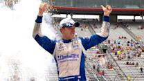 Keselowski celebrates special win at Bristol