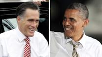 Obama, Romney camps respond to 2 percent GDP growth