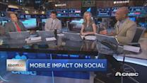 Social investing put on pause