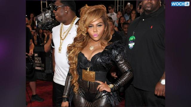 Lil' Kim Shares First Photo Of Her Daughter Royal Reign