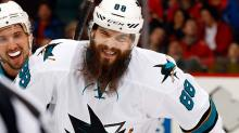 Brent Burns makes case as NHL's best player