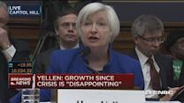 Fed chair Yellen addresses negative interest rates