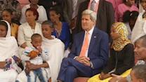 Kerry praises public health progress in Ethiopia