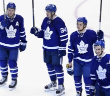 Maple Leafs feel sting, but optimism prevails after loss to Capitals