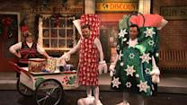 An SNL Christmas (with Justin Timberlake)