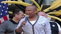 Video: Hines Ward Thanks Fans