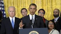 Obama Calls for Immigration Law by Year's End