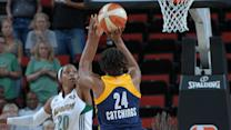 Catchings Third All-Time WNBA Leading Scorer