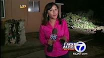 Parts of Albuquerque Still Without Power
