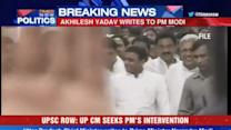 Akhilesh writes to PM