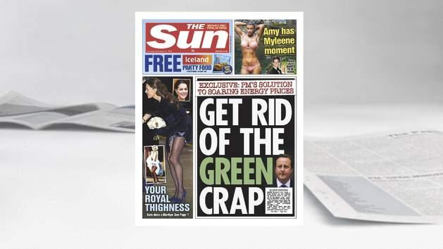 Front Pages: 21st November