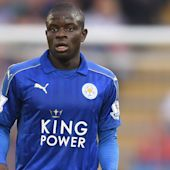 Leicester can replace Kante - Ranieri