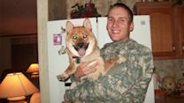 Soldier in Afghanistan Fights for Dog His Ex Sold Away
