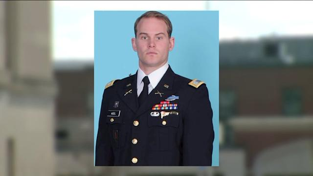 Fallen Madison Soldier To Be Added To Wall Of Honor