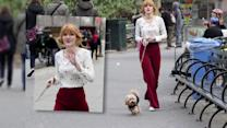 Disney Star Bella Thorne Celebrates Record Deal in NYC