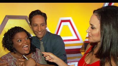 Yvette Nicole Brown And Danny Pudi Discuss 'Community's' Return And Move To Friday
