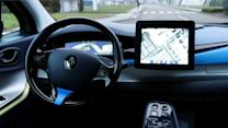 Renault Plans Autonomous Car for Cities by 2020