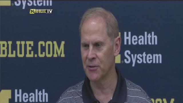 No retirement talk for U-M's Beilein