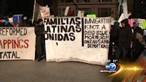 Immigration activists march in Chicago, call for immediate action