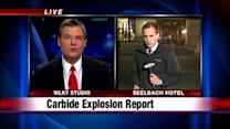 Report blames Carbide Industries in plant explosion