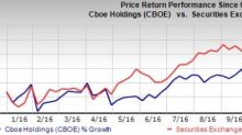 CBOE Holdings' December Volume Up, Provides Q4 RPC View