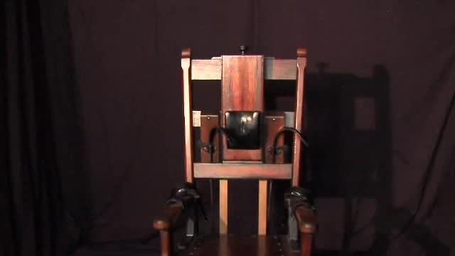 electric chair in Cleveland