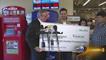 Man, 26, wins largest Illinois lottery instant prize in history