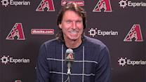 Randy Johnson HOF Press Conference