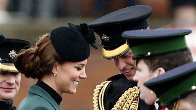 Irish Day Out for Duchess