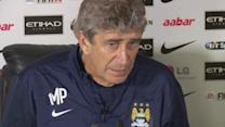 Pellegrini is looking to improve Manchester City's away record at West Ham