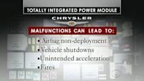 Chrysler confronts safety concerns