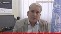 VIDEO: UN official breaks down on camera discussing Gaza crisis