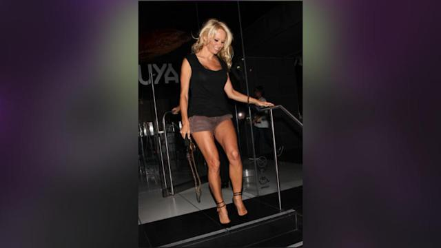 Pamela Anderson To Run NY Marathon For Haiti Group
