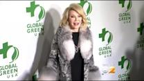 Joan Rivers Hospitalized, Remains In Medically Induced Coma