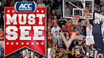 Virginia's Justin Anderson Block Leads to Anthony Gill Jam | ACC Must See Moment