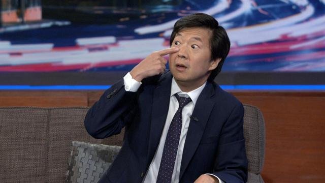 Ken Jeong Married a Ho