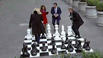 Checkmate! Grandmaster's chess tips