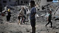 Gazans Survey Destruction As 12-hour Lull Begins